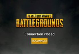 Connection closed в Playerunknown's Battlegrounds